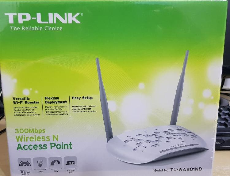 Punto de acceso access point tp link