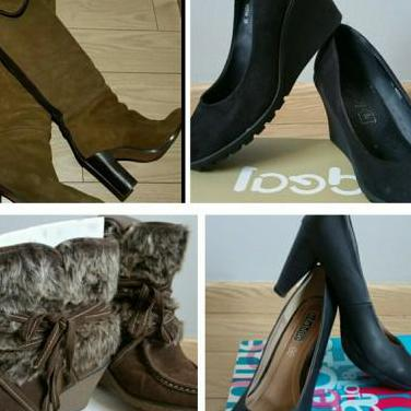 Lote zapatos