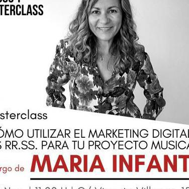 Marketing digital y rr.ss proyecto musical