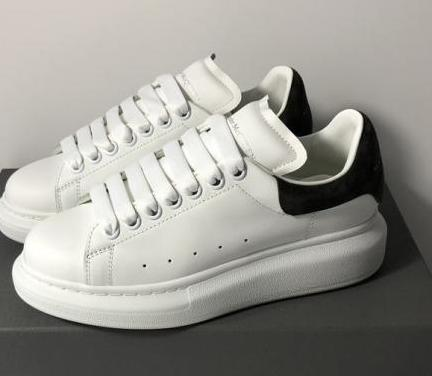 Shoes alexander mcqueen am8532 white