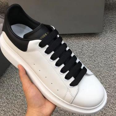 Shoes alexander mcqueen am2790 black white