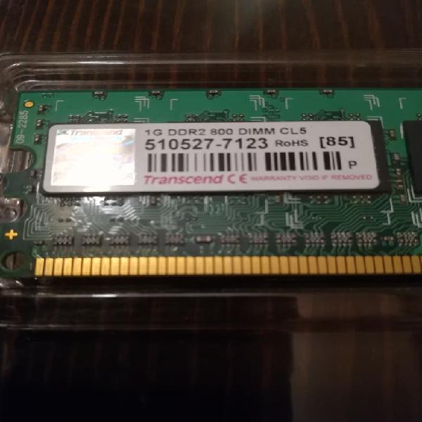 Ddr2 1gb pc6400 800mhz 240 pines