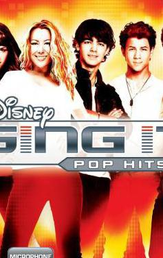 Disney sing it pop hits ps2