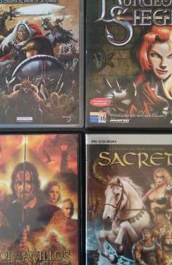 Juegos pc final conquest dungeon siege sacred