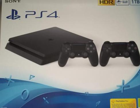 Ps4 play station 4 plus hdr 1 tb nuevo sin uso.