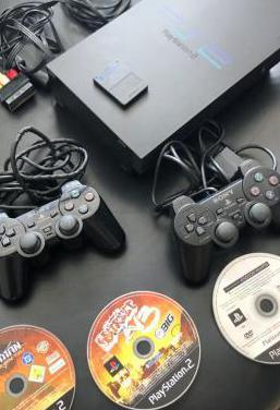 Play station 2 -