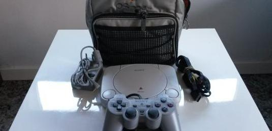 Playstation 1 mochila oficial - ps one ps1 psx