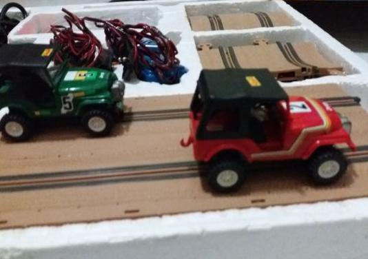 Scalextric sts 4x4 2020