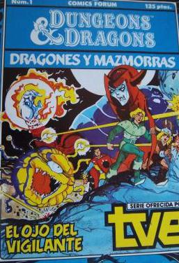 Nº1 y 3-dungeons and dragons