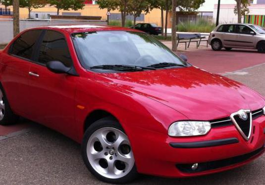 Alfa romeo 156 2.0 ts 16v selespeed distinctive