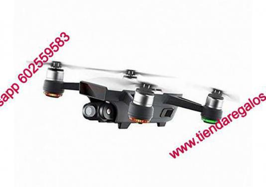 Dji spark fly more combo - dron cuadricoptero (ful