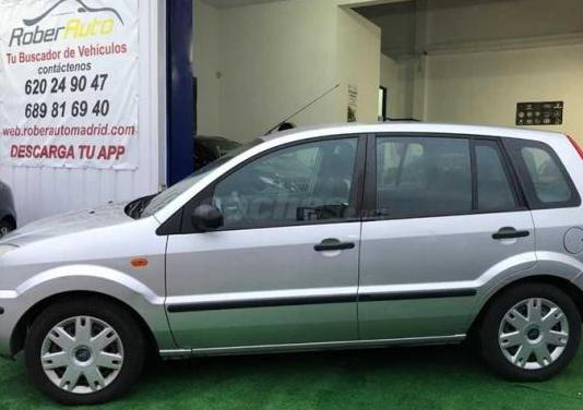 Ford fusion 1.6 tdci trend 5p.