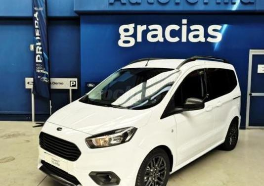 Ford tourneo courier 1.0 ecoboost 74kw 100cv sport