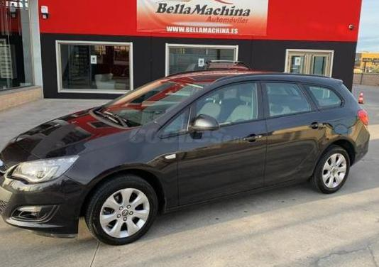 Opel astra 1.6 cdti 110 cv excellence st 5p.