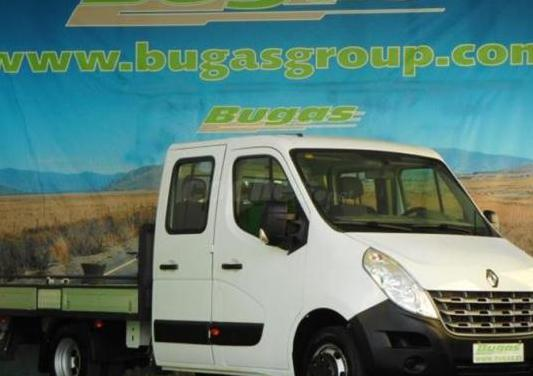 Renault master chasis doble cabina t l3 3500 dci 1