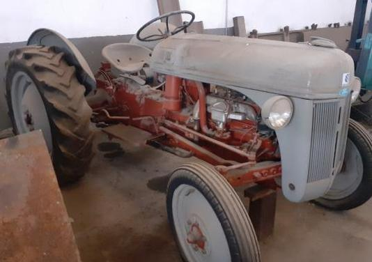 Tractor ford 1930