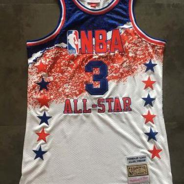 Camiseta all star iverson 3