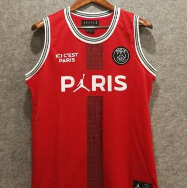 Camiseta psg ici cest paris red