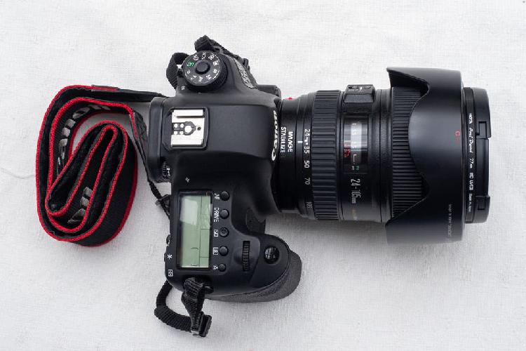 Canon 6d con objetivo ef 24-105 f4 is usm