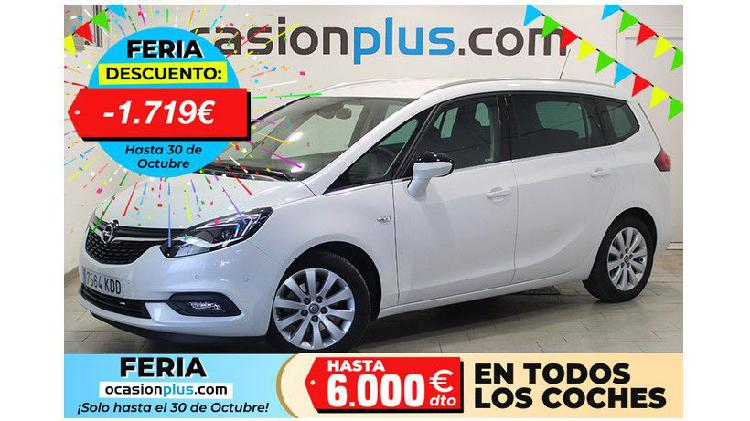 Opel zafira 1.4 t s/s excellence aut. 140