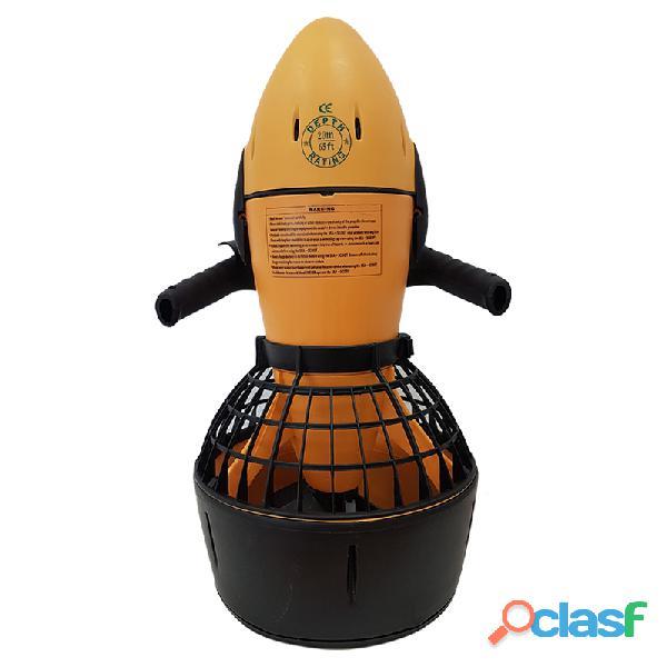 Torpedo de buceo sea scoot