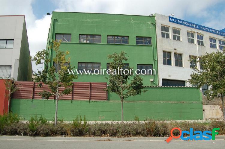 Naves en venta en edificio industrial en Vilassar de Dalt, Maresme 1