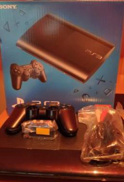 Consola play station ps3 superslim 500 gb