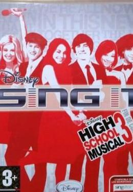 Juego disney sing it high school musical 3 ps3