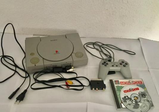 Ps1 psx sony consola scph-7502 videojuego