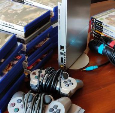 Ps2 play station 2 completa 40 juegos