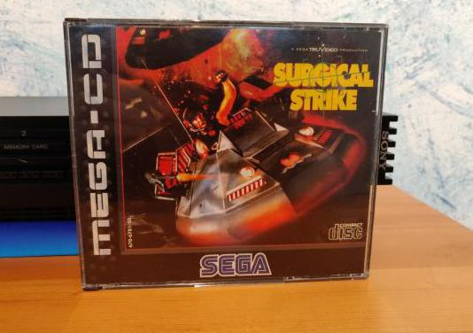 Surgical strike para sega mega cd