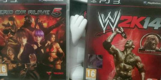 Ps3 pack videojuegos dead or alive 5