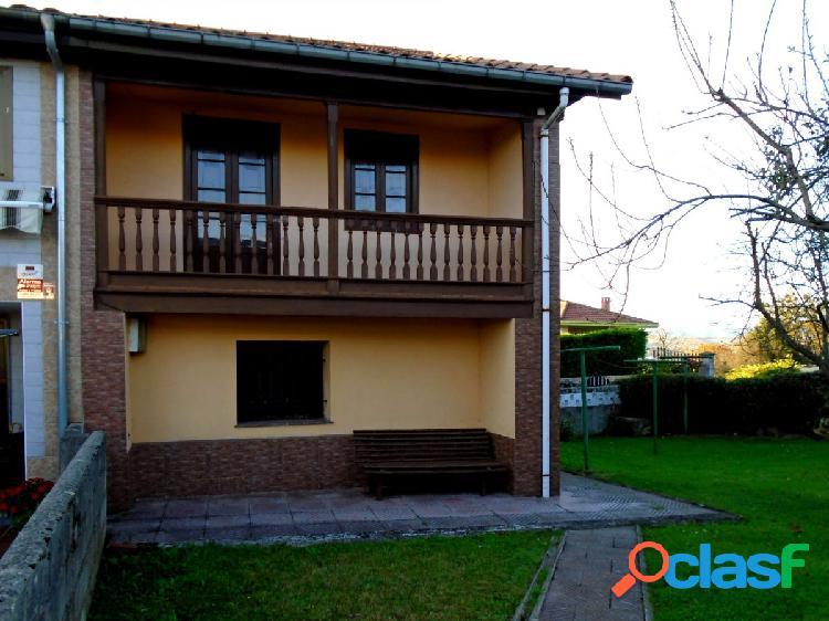 Casa adosada con Cuadra y huerta en VALDESOTO 3