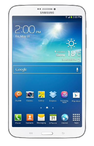 "Samsung galaxy tab 3 8"" 16gb wifi - 3g"