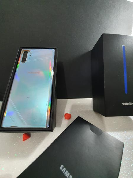 Samsung galaxy note 10+ plus aura glow
