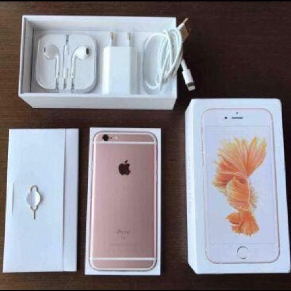 Iphone 6s gold pink oro rosa 16gb