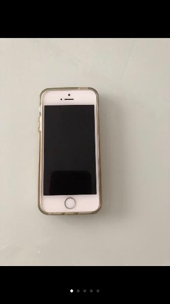 Iphone 5s 16 gb color blanco