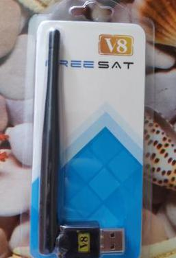 Antena wifi usb freesat v8