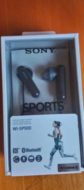 Auriculares sony wi-sp500