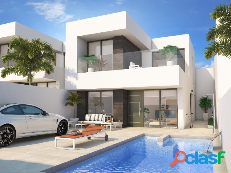 Modernas villas en benijofar