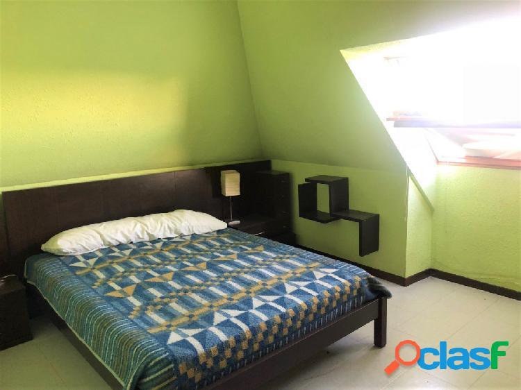 ¡oportunidad! piso con 2 dormitorios, garaje y trastero en zona san frontis