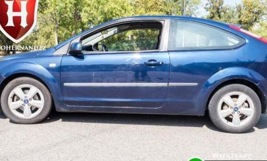 Ford focus 1.6ti vct sport 3p.