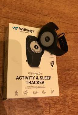 Withings pulsera