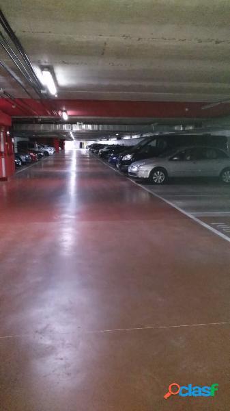 Plaza garaje fuenlabrada