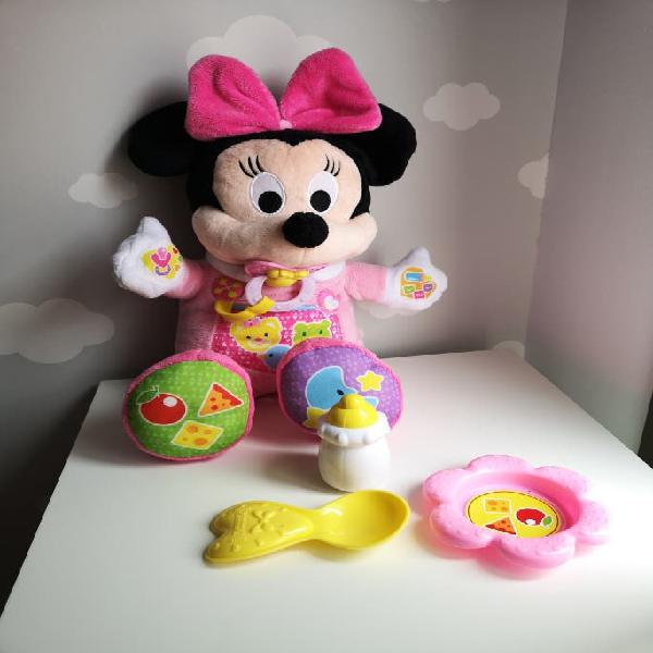 Minnie mouse interactivo