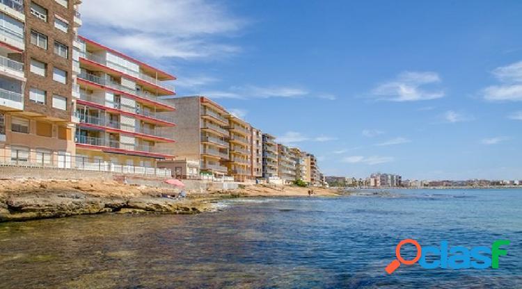 Apartamento primera línea playa de los náufragos, 3 dormitorios