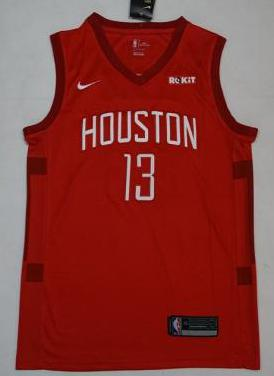 Camiseta houston rockets harden 13 red