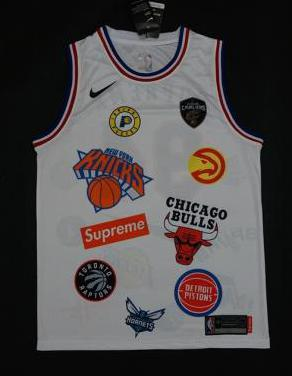 Camiseta nba nike x supreme 94