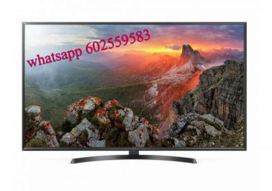 Tv 50' lg 50uk6470 led 4k ultra hd uhd hdr10 smart