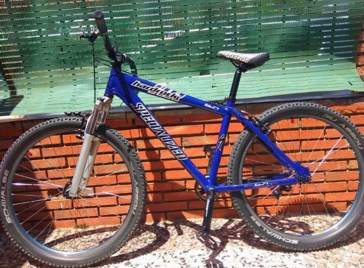 Bicicleta specialized dual26 pulgadas single speed